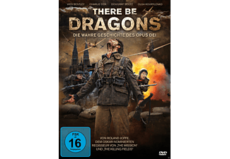 THERE BE DRAGONS [DVD]
