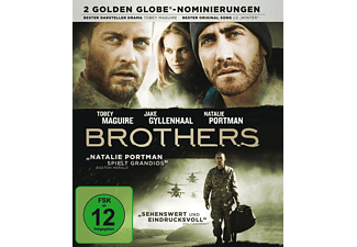 Brothers (Steelbook Edition) - (Blu-ray)