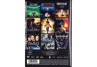 ALIEN BOX [DVD]