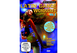 LATIN DANCE WORKOUT 2 - (DVD)