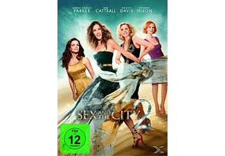 SEX AND THE CITY 2 (+ 28 SEITEN BOOKLET) - (DVD)