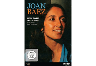 Joan Baez - How Sweet The Sound - (DVD)