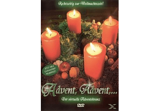 ADVENT ADVENT - DER VIRTUELLE ADVENTSKRANZ - (DVD)