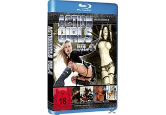Actiongirls - Vol. 4 [Blu-ray]