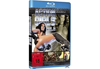 Actiongirls - Vol. 5 [Blu-ray]