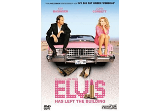 ELVIS HAS LEFT THE BUILDING - (DVD)