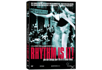 Sir Simon Rattle; Berliner Philharmoniker - Rhythm is it! - (DVD)