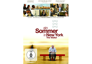 EIN SOMMER IN NEW YORK - THE VISITOR [DVD]