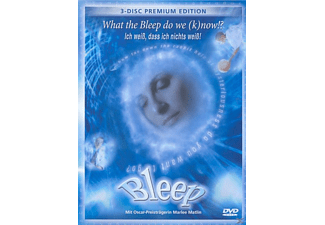 What the Bleep do we (k)now!? [DVD]