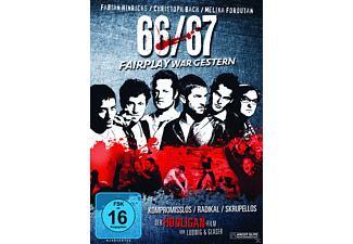 66/67 - FAIRPLAY WAR GESTERN [DVD]