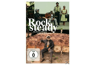 ROCKSTEADY - THE ROOTS OF REGGAE - (DVD)