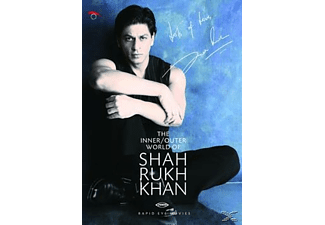 THE INNER/OUTER WORLD OF SHAH RUKH KHAN - (DVD)