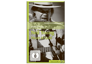 NEIL YOUNG - HEART OF GOLD - (DVD)