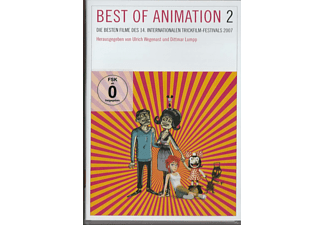 Best of Animation 2 - (DVD)