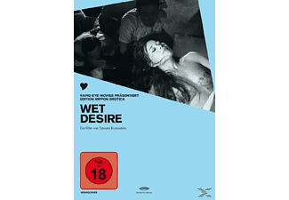 WET DESIRE (OMU/EDITION NIPPON EROTICA) [DVD]
