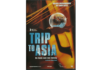 Sir Simon Rattle, Berliner Philharmoniker - Trip to Asia - (DVD)