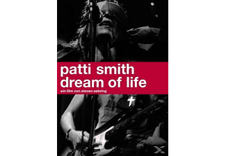 Patti Smith: Dream of Life - (DVD)