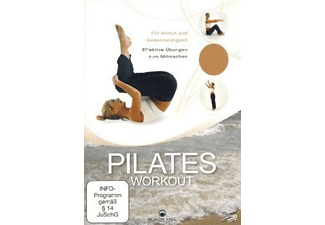 PILATES WORKOUT - (DVD)