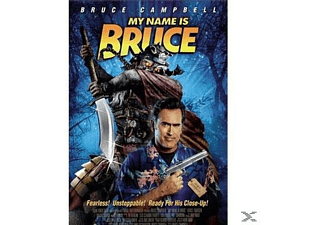 MY NAME IS BRUCE (LIMITED EDITION) - (DVD)