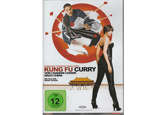 KUNG FU CURRY - VON CHANDNI CHOWK NACH CHINA - (DVD)