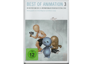 Best Of Animation 3 - (DVD)