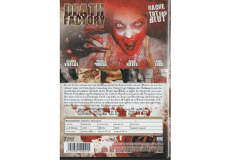 THE DEATH FACTORY - BLOODLETTING [DVD]