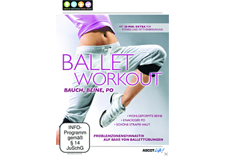 BALLET WORKOUT - BAUCH BEINE PO - (DVD)