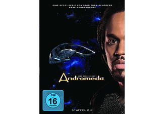ANDROMEDA 2.2.SEASON (GENE RODDENBERRY) [DVD]