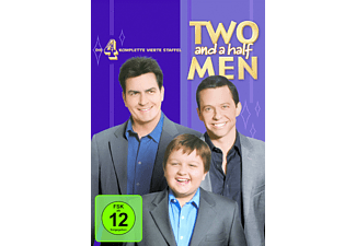 Two and a Half Men - Staffel 4 - (DVD)