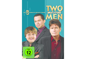 Two and a Half Men - Staffel 6 - (DVD)
