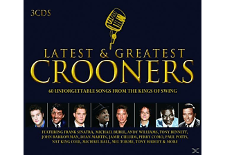 VARIOUS - Latest & Greatest Crooners [Box-Set] [CD]