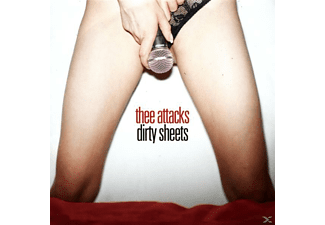 Thee Attacks - Dirty Sheets - (Vinyl)