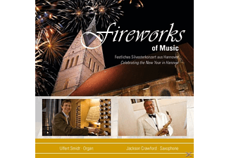 Smidt,Ulfert/Crawford,Jackson - Fireworks of Music - (CD)