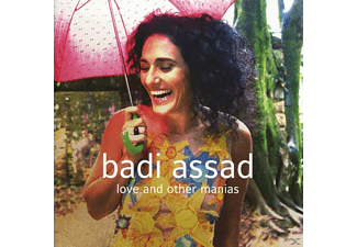 Badi Assad - Love And Other Manias - (CD)
