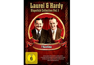 Laurel Und Hardy - Slapstick Collection Vol.1 [DVD-Audio Album]