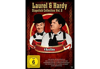 Slapstick Collection Vol.2 [DVD-Audio Album]