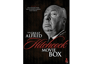 Alfred Hitchock - The Great Alfred-Movie Box - (DVD)
