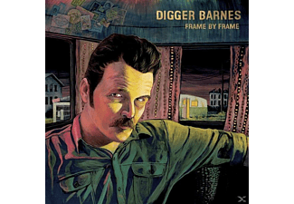 Digger Barnes - Frame By Frame [CD]