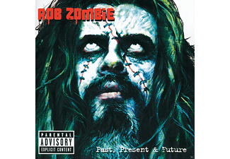 Rob Zombie, VARIOUS - Past, Present & Future - (CD + DVD Video)