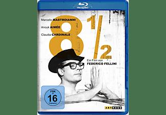 ACHTEINHALB - (Blu-ray)