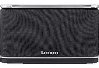 LENCO Playlink 4 - Dockingstation (App-steuerbar, W-LAN Schnittstelle, Schwarz)