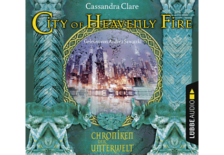 Chroniken der Unterwelt 6: City of Heavenly Fire - 6 CD - Kinder/Jugend