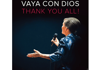 Vaya con dios - Thank you all ! CD