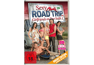 Sexy Road Trip - Girlfriends on Tour - (DVD)