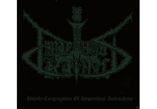 Impetuous Ritual - Unholy Congregation Of Hypocritical Ambivalence - (CD)