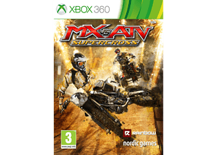 MX Vs ATV: Supercross Xbox 360