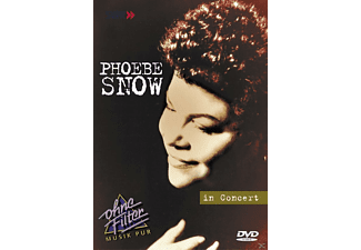 Phoebe Snow - In Concert: Ohne Filter - (DVD)