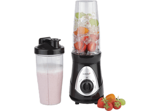 KORONA 24200, Smoothie Maker, 300 Watt, Schwarz