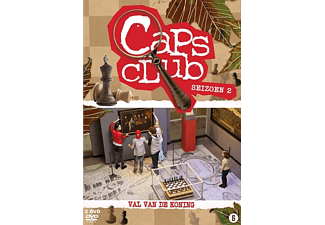Caps Club - Seizoen 2 | DVD