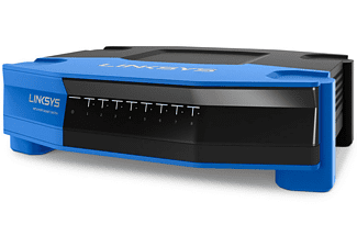 LINKSYS SE4008 8-poorts Gigabit-switch